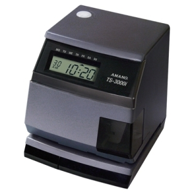 Amano TS 3000i Time Clock