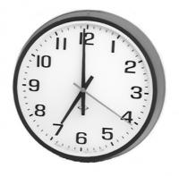 MidWest Time Control's Analog Wireless Wall Clocks
