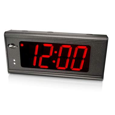 Lathem Digital Display Clocks